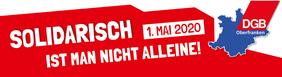 1. Mai 2020 Oberfranken