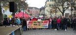 Gemeinsam gegen den Nazi-Aufmarsch in Wunsiedel