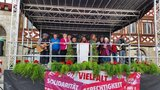 1. Mai in Forchheim